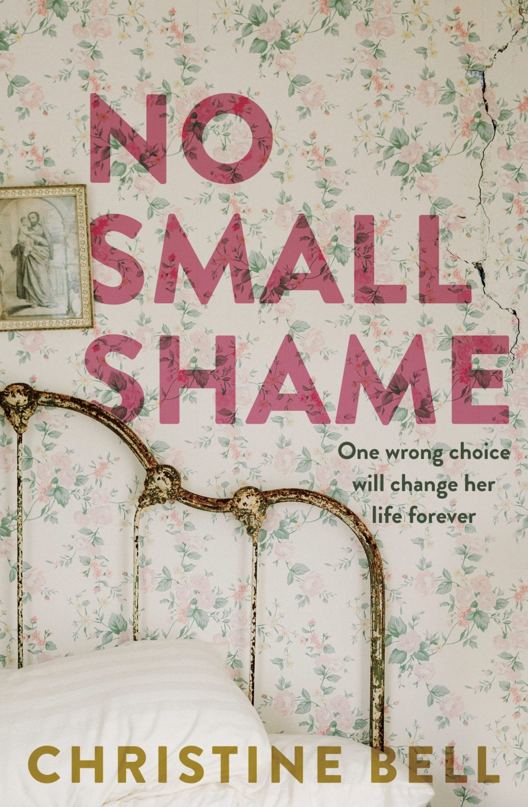 No Small Shame – Book Launch CANCELLED