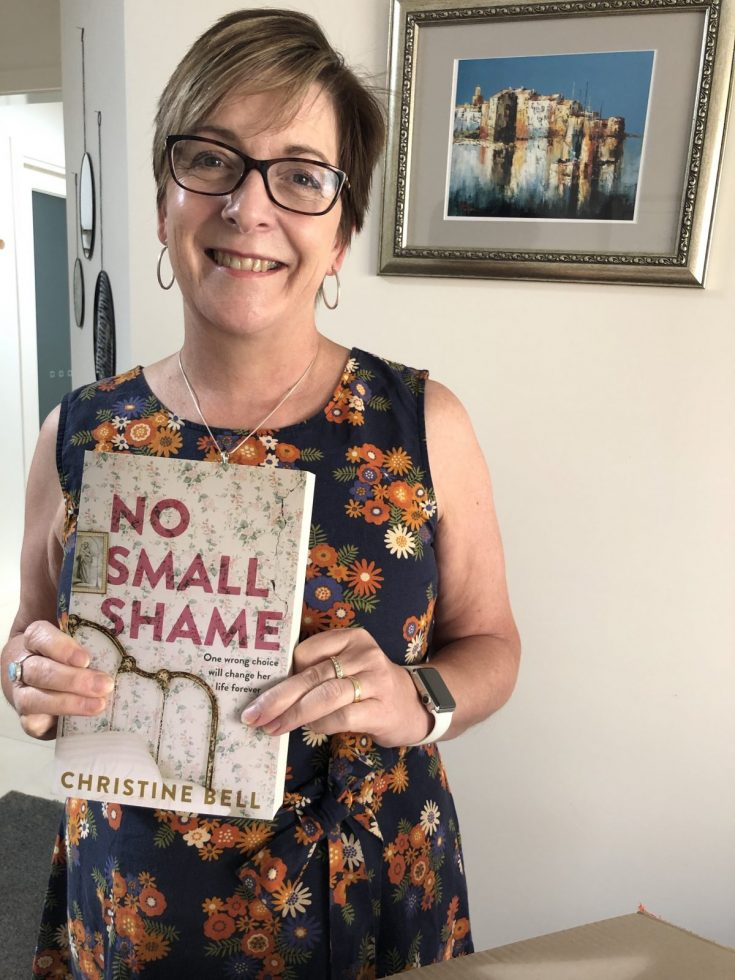 No Small Shame: A Real Book!