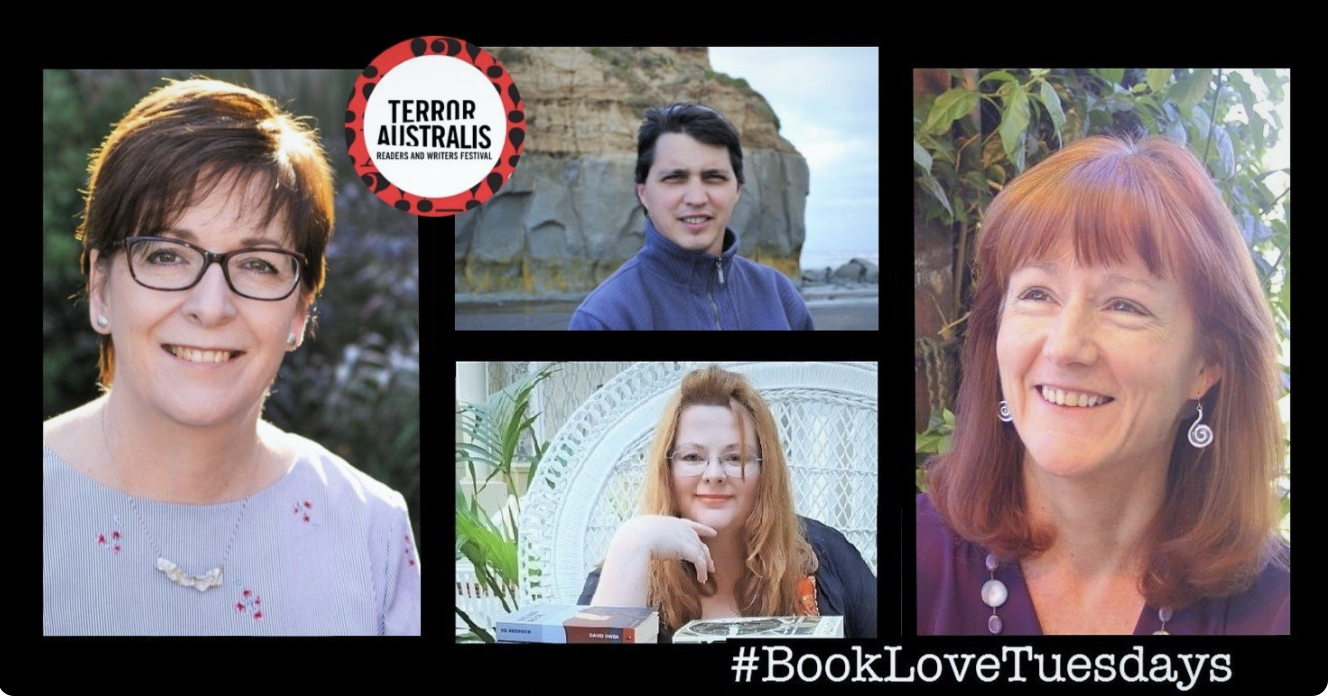 Book Love Tuesday – Author Chat