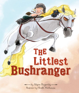 The Littlest bushranger_FRONT COVER
