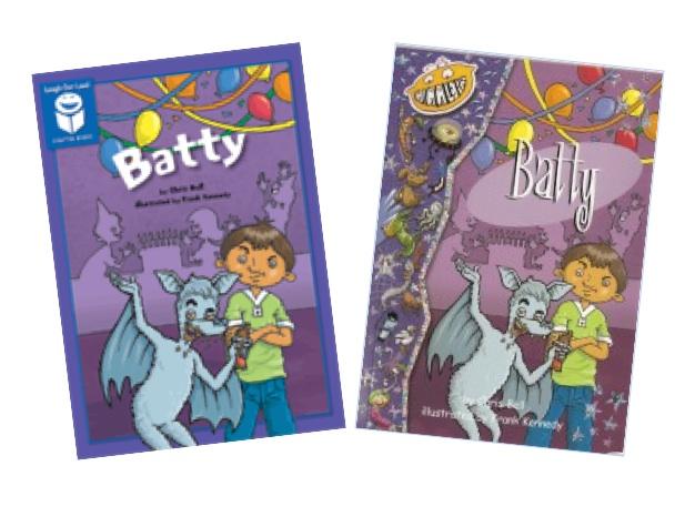 Batty Aus and US version