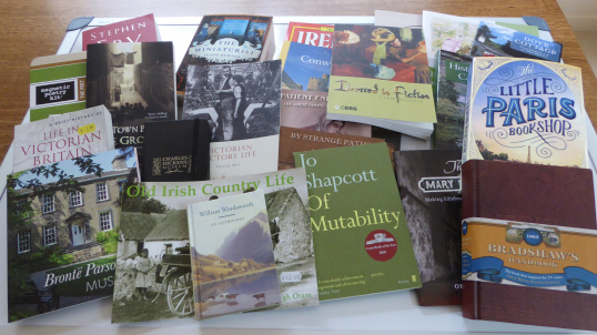 Books bought os