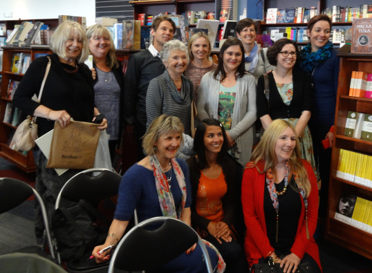 Inside Story Authors and Illustrators Melbourne 2014