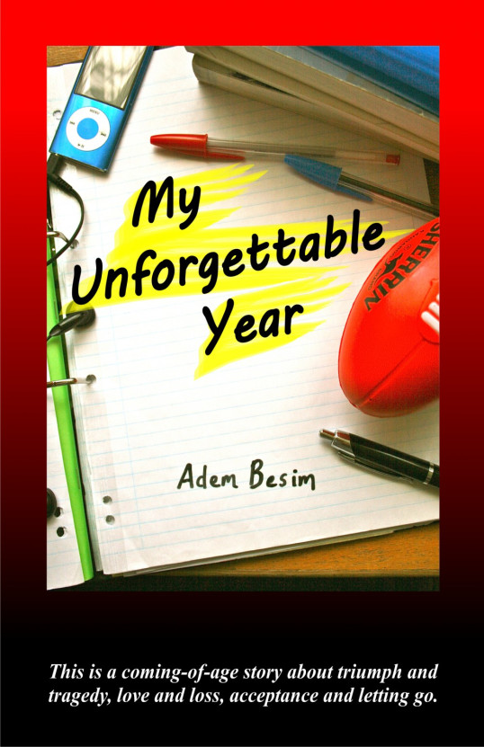 My Unforgettable year cover